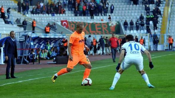 BB Erzurumspor - Aytemiz Alanyaspor: 1-0