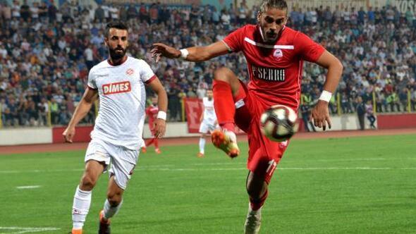 Kahramanmaraşspor - Tokatspor: 2-1