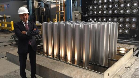 Eti Alüminyum GM: Yatırım 1.1milyar dolara, istihdam 3 bin 100 kişiye ulaşacak