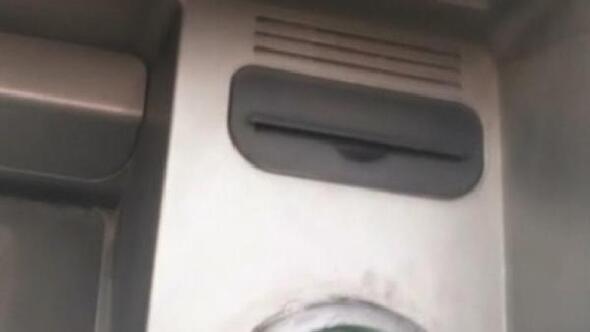 ATMye kopyalama düzeneği yerleştirirken yakalandı