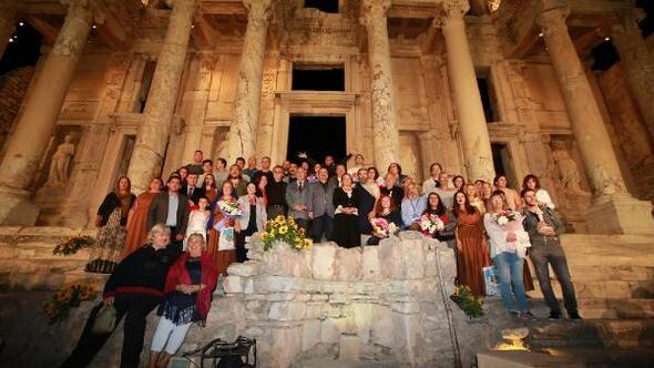 Efes Tiyatro Festivali başladı