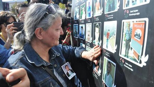 Ankara Garındaki saldırıda ölen vatandaşlar anıldı