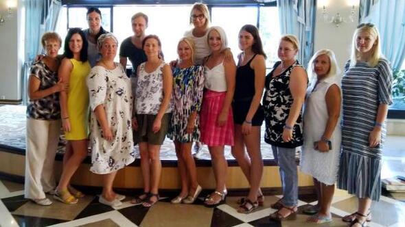 Letonyalı turizmcilere Kemer tanıtıldı