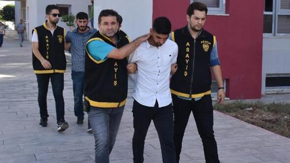 Cep telefonu çalan kapkaççılar tutuklandı