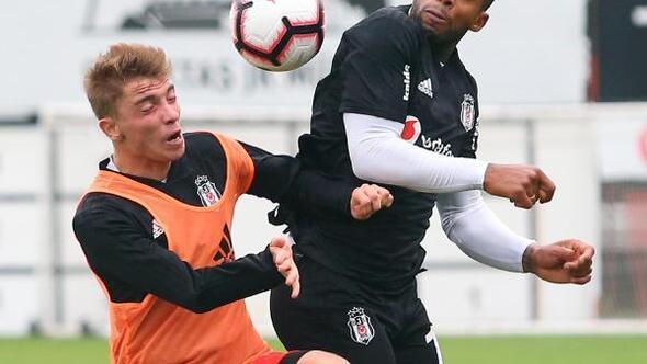 Beşiktaş, Göztepe maçının hazırlıklarına devam etti