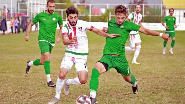 Diyarbekirspor- Serik Belediyespor: 2 - 1