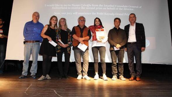 BIFEDte büyük ödülü İspanyadan 'Astral' aldı