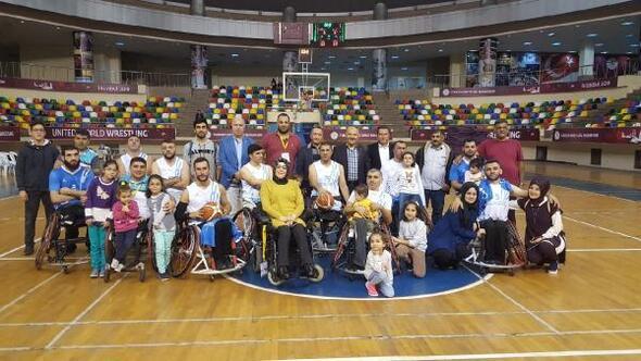 Tekerlekli Sandalye Basketbol Süper Liginde ilk hafta tamamlandı
