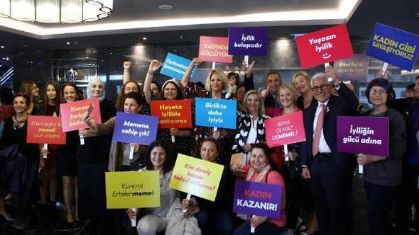 Meme sağlığı uzmanları Breastanbul Konferansı'nda hastalarla buluştu