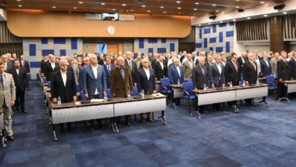İZTOda ahde vefa toplantısı