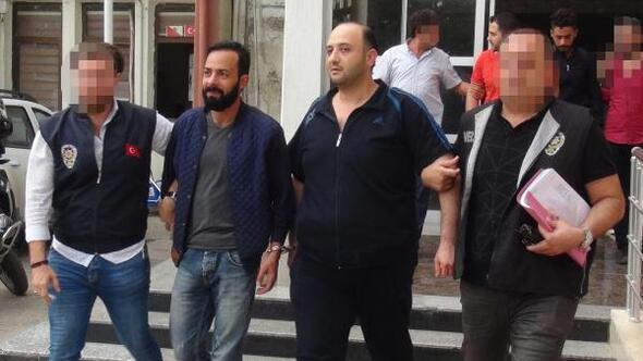 Suriyeliyi rehin alan Suriyeliler tutuklandı