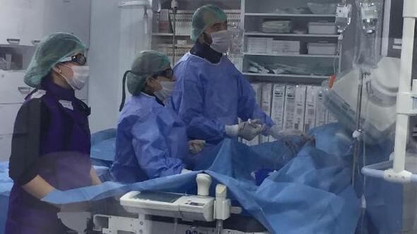 Kırşehirde 80 hasta kalp ameliyatı oldu