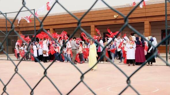 İHH Reyhanlı Eğitim Köyü'nde iki okulun açılışı yapıldı
