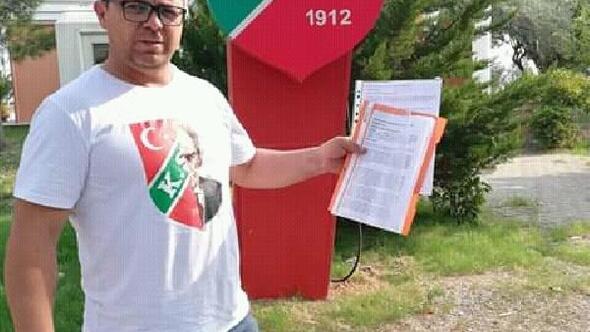 Karşıyakada Belediye Başkanı Akpınar için ihraç talebi