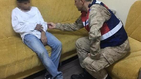 Suriyeli çocuk, Şanlıurfadan otopstopla Malatyaya geldi