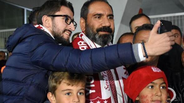 Demir Grup Sivasspor - Fenerbahçe maçının ardından