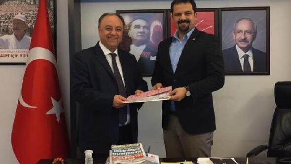 Olağanüstü kurultay için imza veren CHP eski İl Başkanı Güven de aday adayı