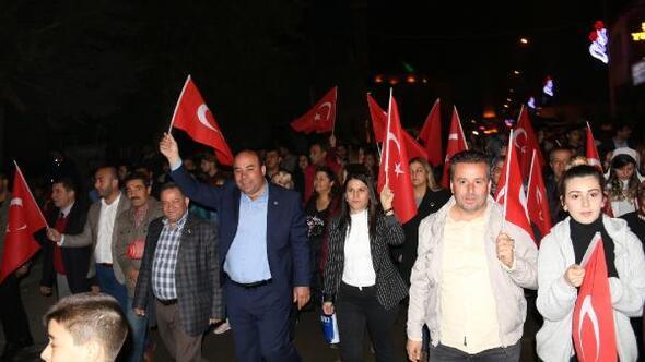Ulukışla'da Cumhuriyet Bayramı konseri