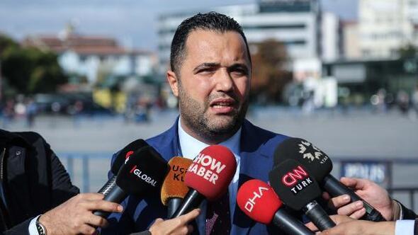 Fotoğraf // Sılanın avukatından adliye önünde açıklama