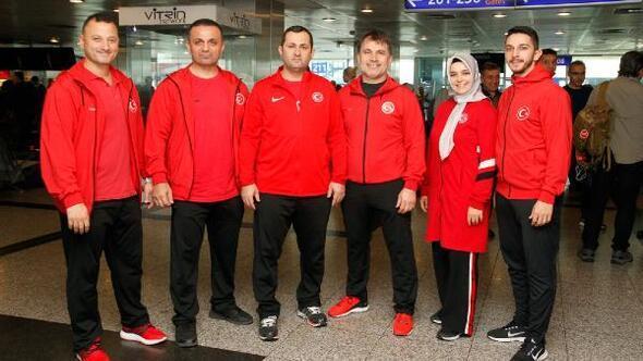 Karate Milli Takımı İspanyaya gitti