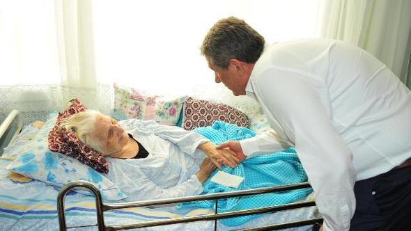 Balçovada yaşlılar için acil sağlık sistemi