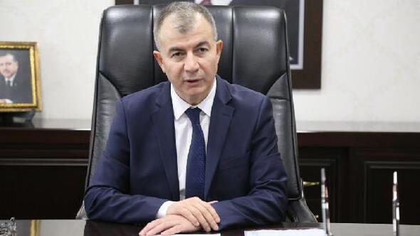 Artvin Valisi Yılmaz Doruk, göreve başladı