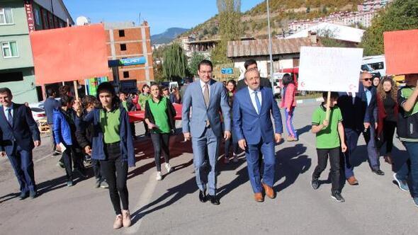 Minik öğrencilerden, Mehmetçiğe destek