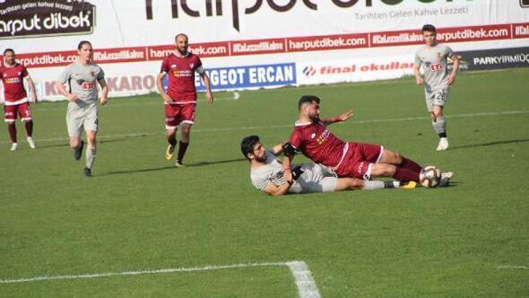Tetiş Yapı Elazığspor - Eskişehirspor:3-2