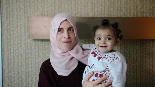 Libyalı Moudah bebeğe annesi ikinci kez Türkiyede hayat verdi