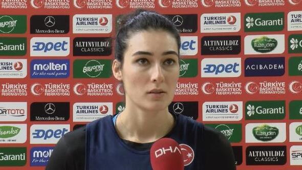 (ÖZEL) A Milli Kadın Basketbol Takımında hedef namağlup liderlik
