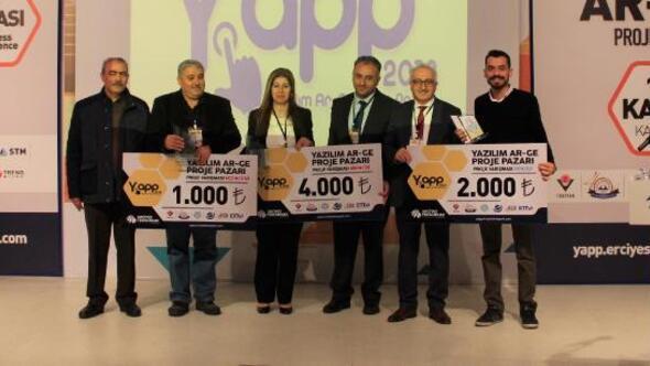 Erciyes Teknoparkta YAPP 2018 etkinliği