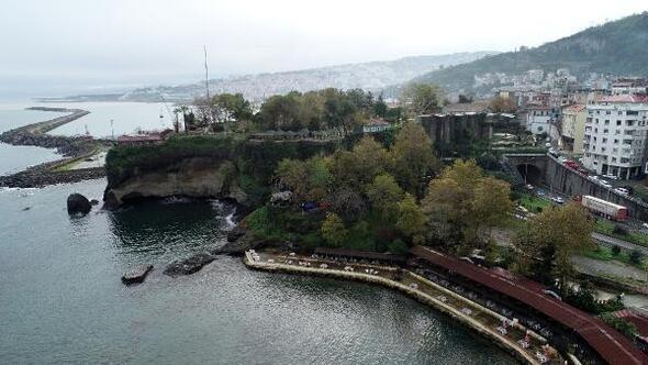 Trabzon Haberleri - Üçüncüzade Ömer Paşa'nın torunları, kale arazisini geri  istiyor - Merkez Haberleri