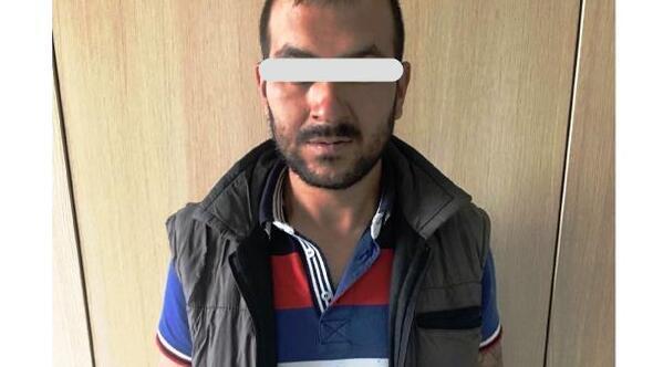 Çubuk'ta işyeri hırsızı tutuklandı