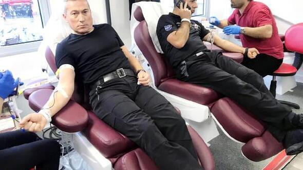 Mudanyalı dalgıçlar kan verdi