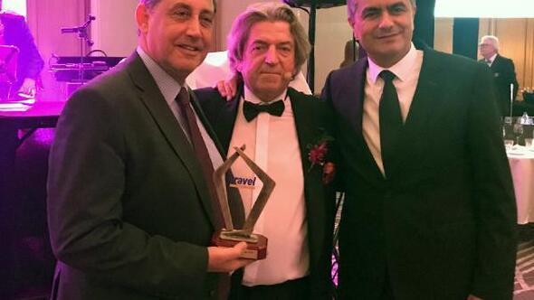 Corendona Belçikanın en prestijli ödülü