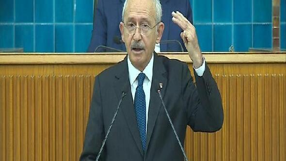 Kılıçdaroğlu: Gezi olaylarından intikam almaya çalışıyorlar
