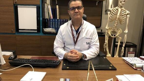 Kanser hastalarının yaşam konforu için kemik ameliyatı yapılıyor
