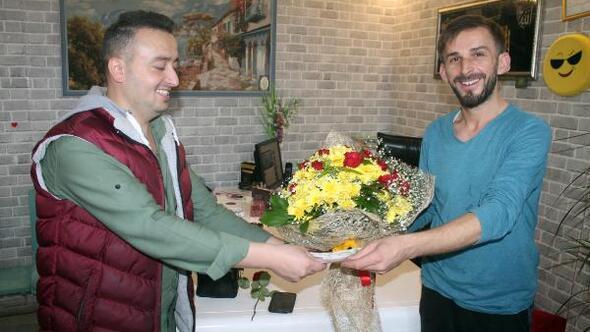 Çiçekçilerde 24 Kasım yoğunluğu