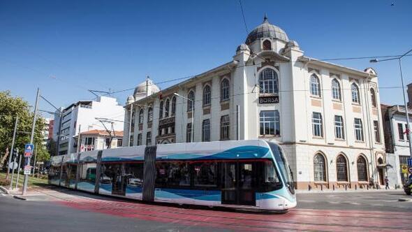 İzmirde tramvayla taşınan yolcu sayısı 21 milyonu aştı