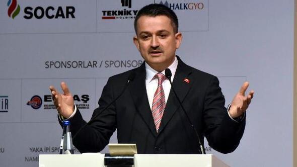 Bakan Pakdemirli: 490 milyon TLlik destekleme ödemelerine başlıyoruz