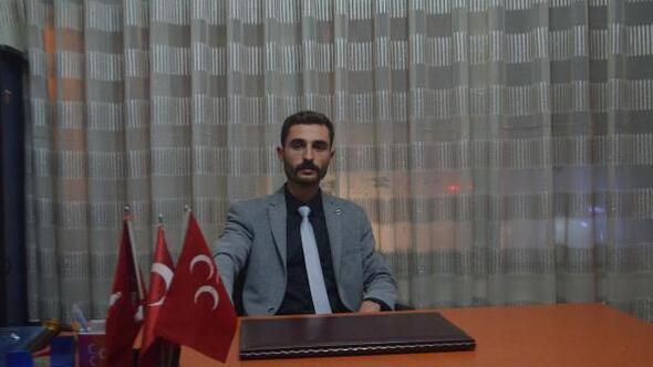 Savaştepede MHPye genç ilçe başkanı
