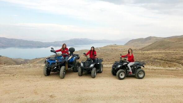Elazığ Hazarbaba Dağında safari turu