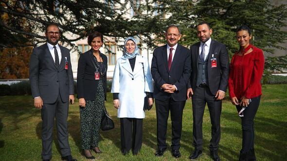 AK Parti'nin Büyükşehir adayı Mehmet Özhaseki: Katkı vermek isteyene kapım açık