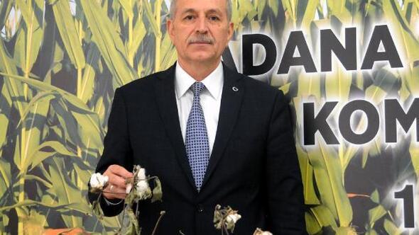 ATB Başkanı Bilgiç: Beyaz altının merkezi Çukurovadır