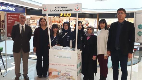 Öğrencilerden akılcı ilaç kullanımına destek