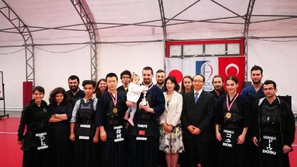 İstanbulda kendo heyecanı