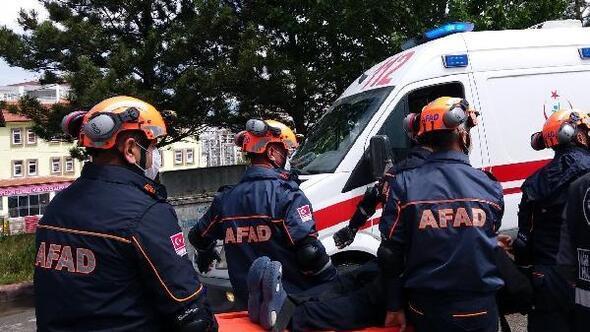 Niğde AFAD, 2018de 237 olaya müdahale etti