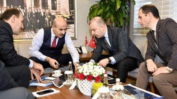 Vali Demirtaş, Yüreğir Küçük Sanayi Sitesi ile ilgili bilgi aldı