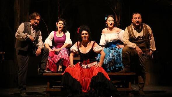 Antalya DOB Carmeni sahneleyecek