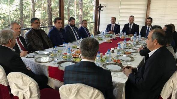 Osmaniye Milletvekilleri, iş dünyasının taleplerini dinledi